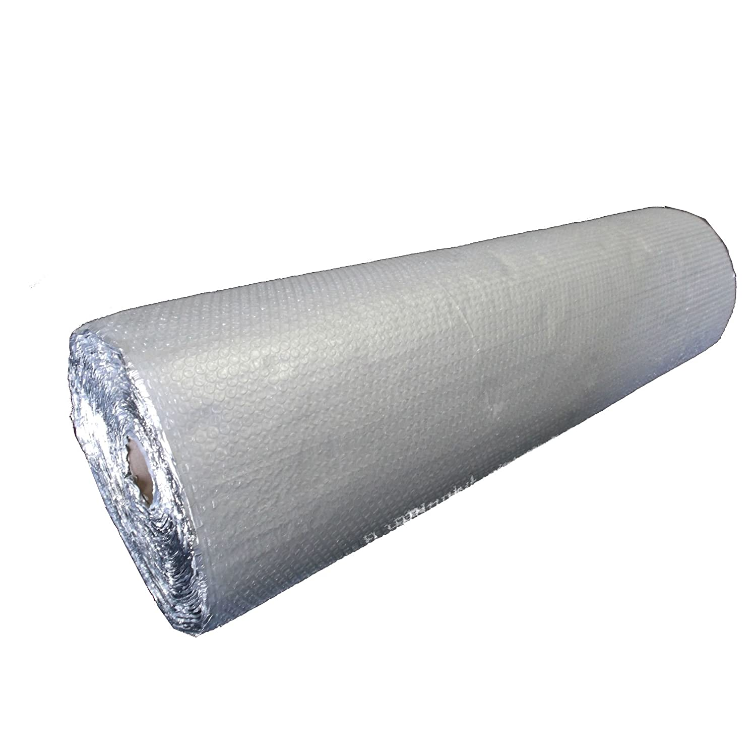 1.2m X 10m 12 SQM Single Aluminium Bubble Insulation FOIL LOFT Bestport (Europe) Ltd