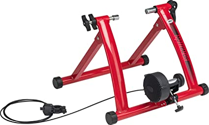 Bell Motivator 2.0 Magnetic Resistance Bicycle Trainer New in Box-Red