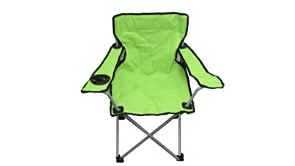 Amazon.com: VMI - Silla plegable para niños, color verde ...