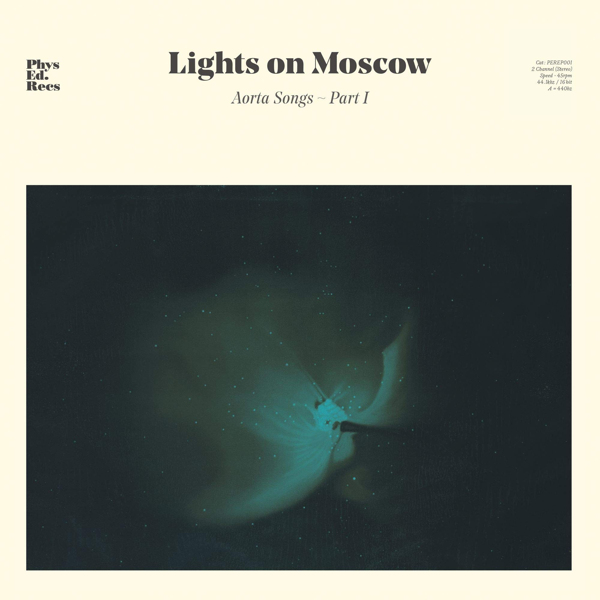 Vinilo : Lights on Moscow - Aorta Songs - Part 1 (LP Vinyl)