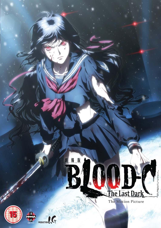 Blood C: The Last Dark [DVD] [Reino Unido]: Amazon.es: Kenji Nojima, Nana Mizuki, Ai Hashimoto, Atsushi Abe, Jun Fukuyama, Naoyoshi Shiotani, Kenji Nojima, Nana Mizuki: Cine y Series TV