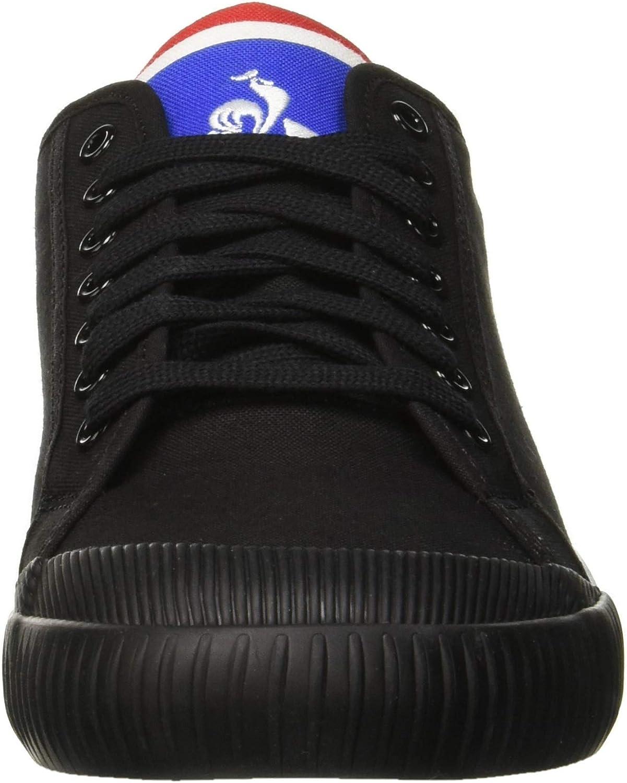 Le Coq Sportif Nationale Triple Black, Baskets Mixte Noir Triple Black Triple Black