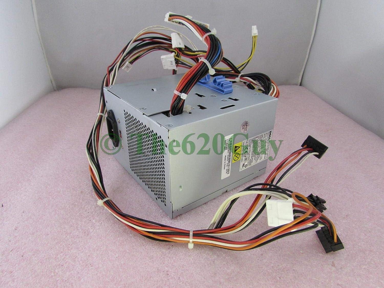 Dell 375W Power Supply L375P-00 PS-6371-1DF-LF WM283 - PH344 K8956 P8401 X2634 (Certified Refurbished)