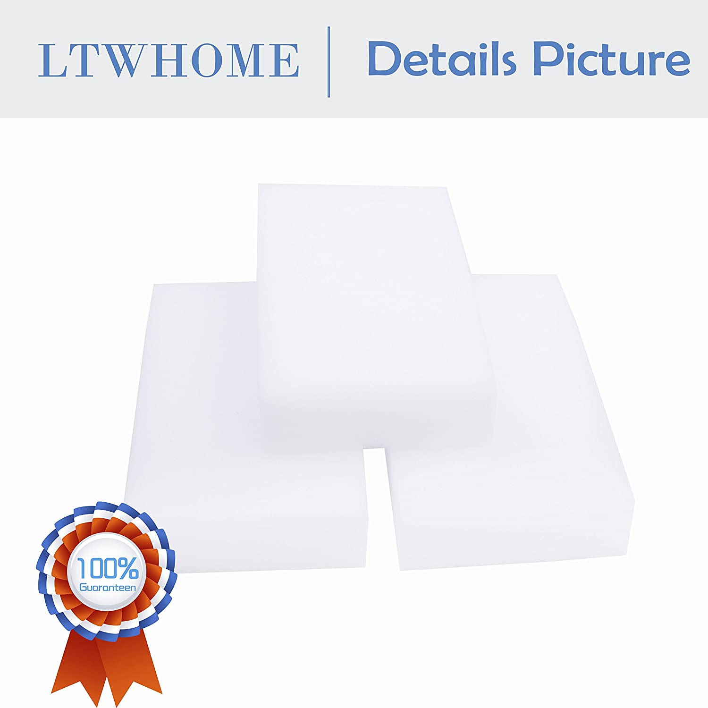 Genérico - Esponja Mágica Borradora de limpieza, espuma de melamina de alta calidad de 90 X 50 X 15mm (paquete de 50): Amazon.es: Hogar