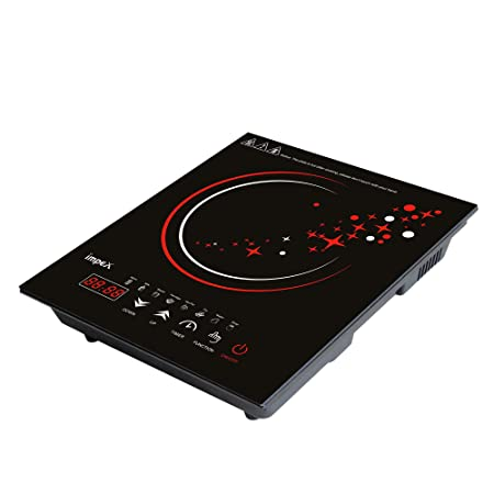 IMPEX Touch Controll Induction Cooker 1500W With Out Pot (H7) Induction Cooktops at amazon