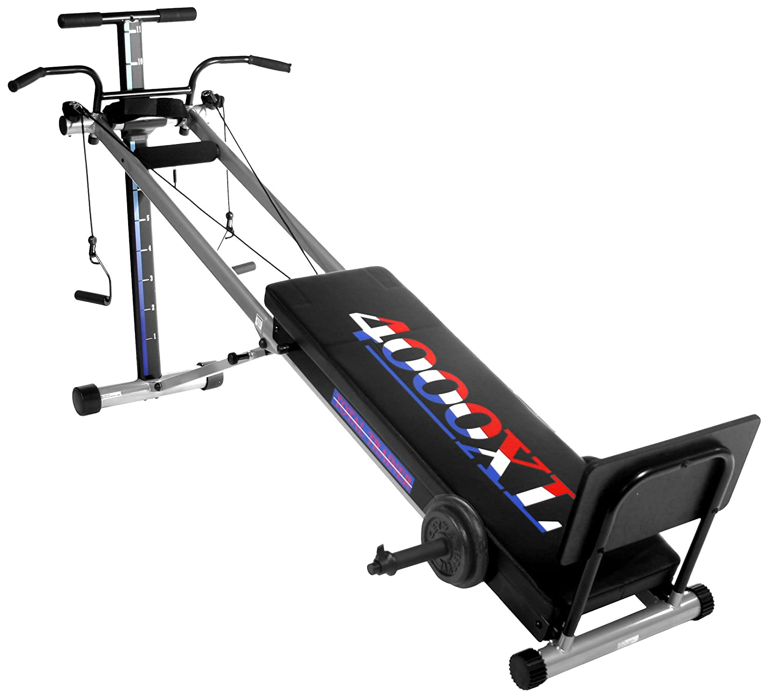 Amazon.com : Bayou Fitness Total Trainer 4000-XL Home Gym : Sports &  Outdoors