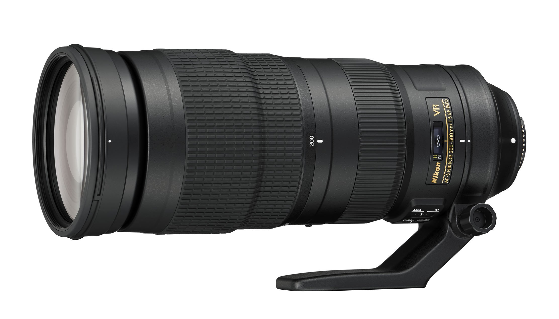 Nikon AF-S FX NIKKOR 200-500mm f/5.6E ED Vibration Reduction Zoom Lens with Auto Focus for Nikon DSLR Cameras by Nikon