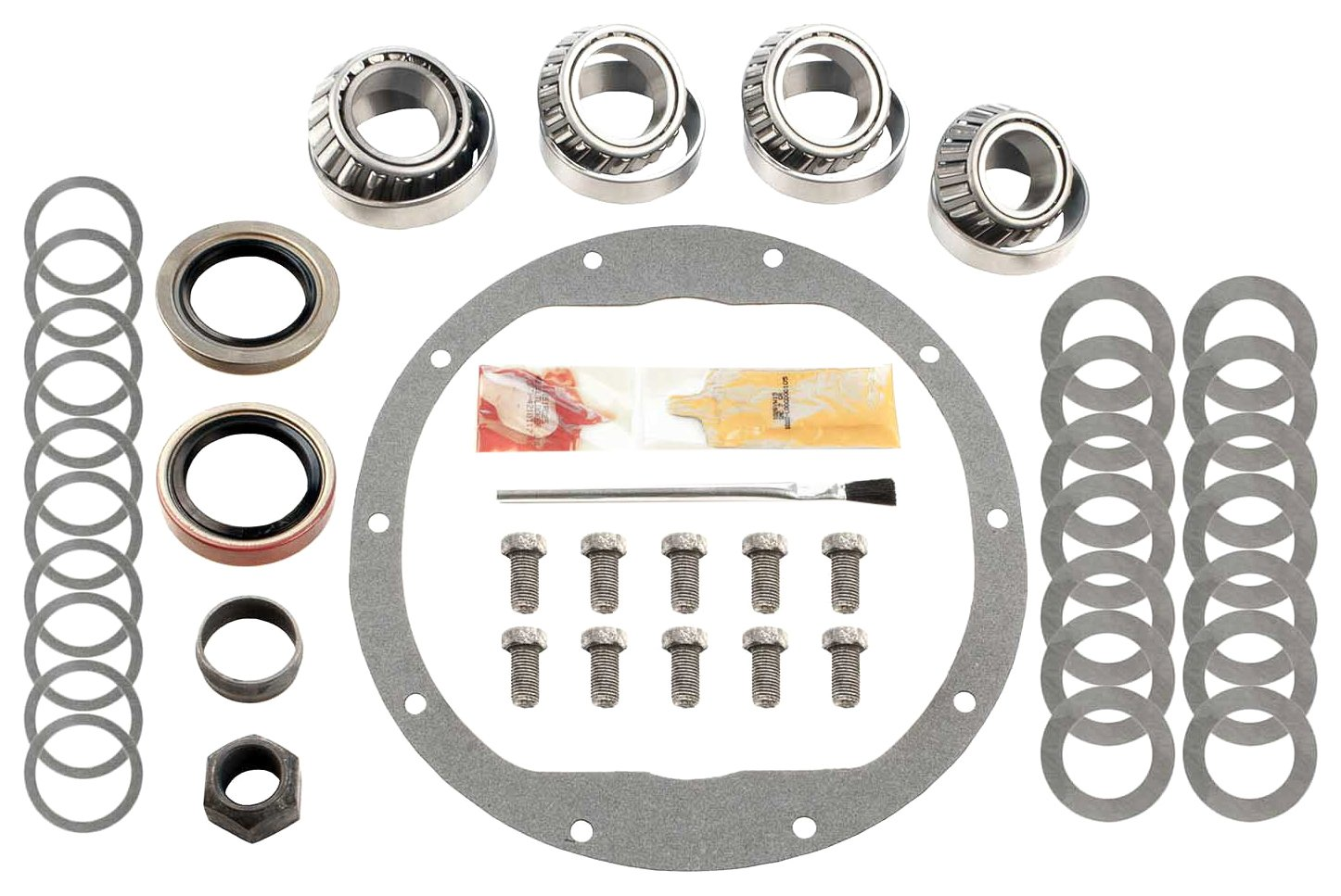 ExCel XL-1021-1 Ring and Pinion Install Kit (GM 10 Bolt), 1 Pack