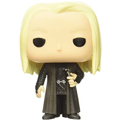 Funko POP Movies Harry Potter Lucius Malfoy Toy Figure: Funko Pop! Movies:: Toys & Games