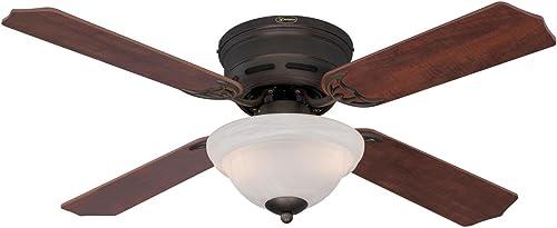 Westinghouse Lighting 7213000 Hadley Indoor Ceiling Fan
