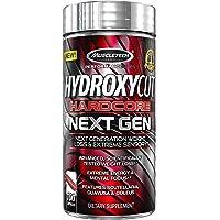 2 X 120 MuscleTech Hydroxycut Hardcore Next Gen Capsules