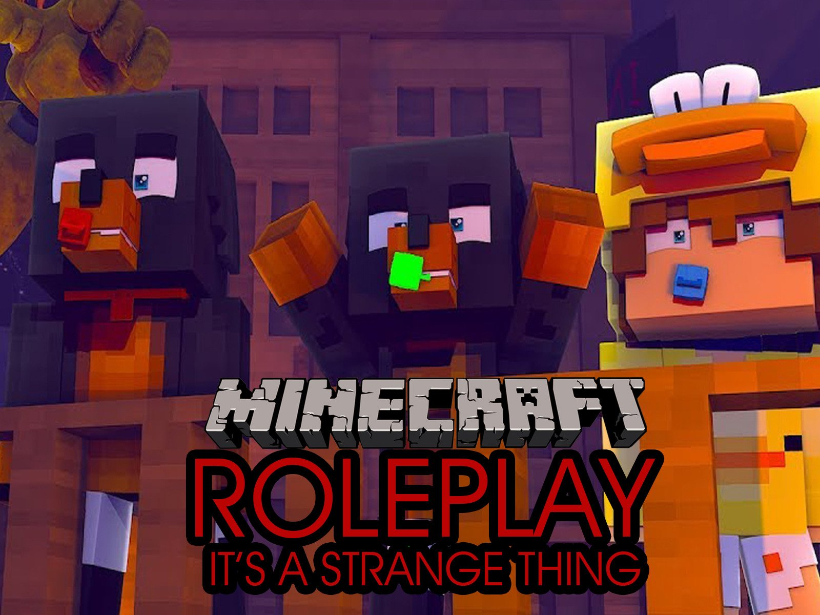 Minecraft Roleplay on Amazon Prime Video UK