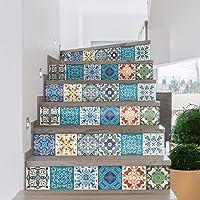 Ambiance Sticker col-RV-0540_30x105cm Pegatinas de Pared, Acrílico, Battista, 2 Bandes de 15 x 105 cm