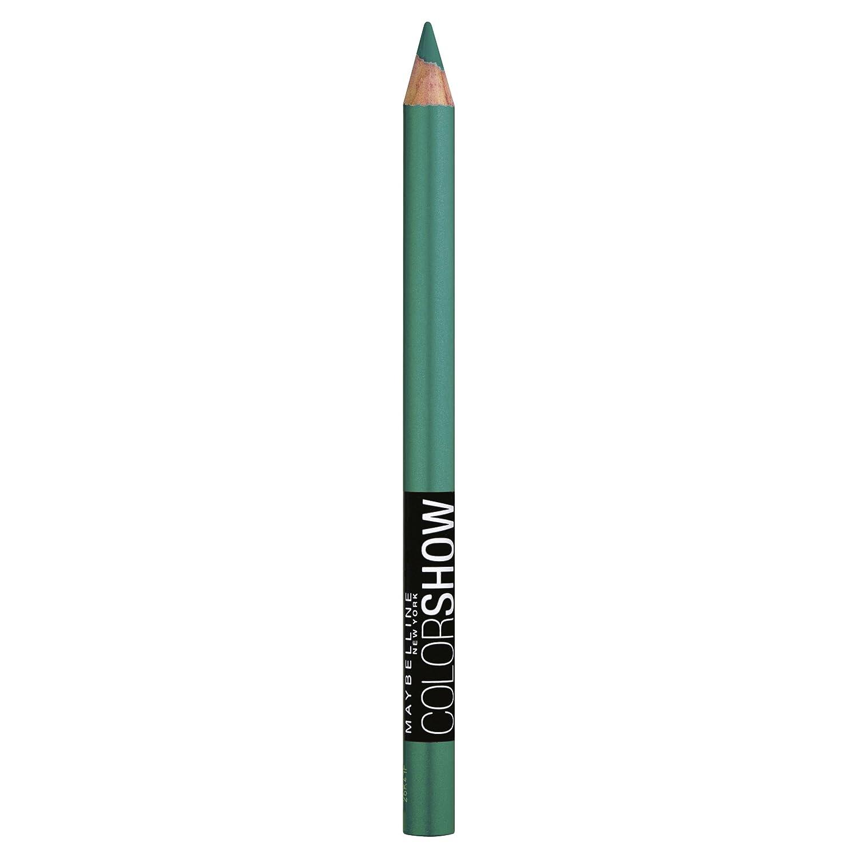 Maybelline New York Colorshow Crayon Yeux 300 Edgy Emerald GEMEY MAYBELLINE 905515/300/16-3 crayon vert