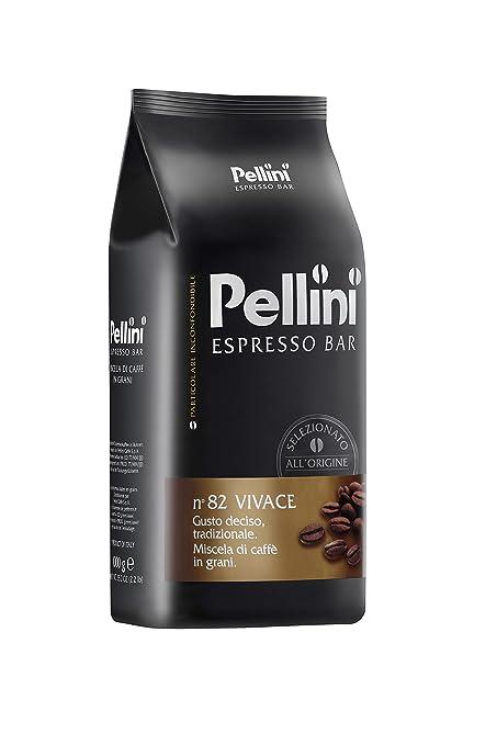 61 opinioni per Pellini Espresso Bar N. 82, Vivace- 1000 gr