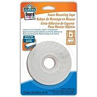 Elmer's Board Mate Foam Mounting Tape, Permanent, 12.7mm X 3.81m (E151M)