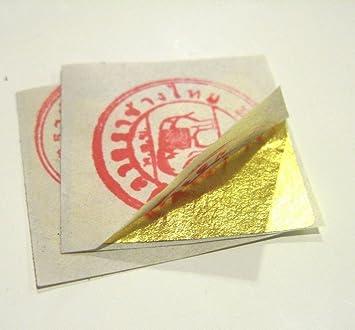 Cool Price GOLD Leaf 20 Sheets Edible 24k 999/1000 Gilding