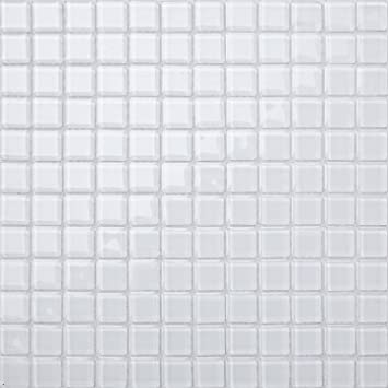 30x30cm plain white glass mosaic tiles sheet mt0079 by grand taps. Glass Mosaic Tile Sheets  Tst Glass Conch Tiles Golden Glass