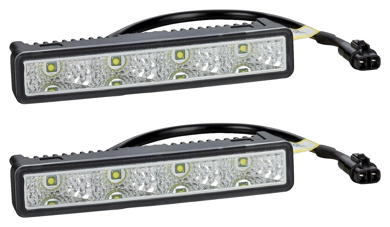 R87 Modul V7 Premium LED Tagfahrlicht 8 Power SMD