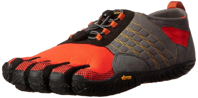 Vibram FiveFingers Men's Trek Ascent Trail Running Shoes,  Grey/Black/Orange, Delete: Amazon.co.uk: Shoes & Bags