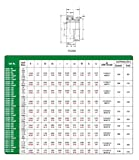 Peer Bearing FH211-32 Insert Bearing, FH200-G