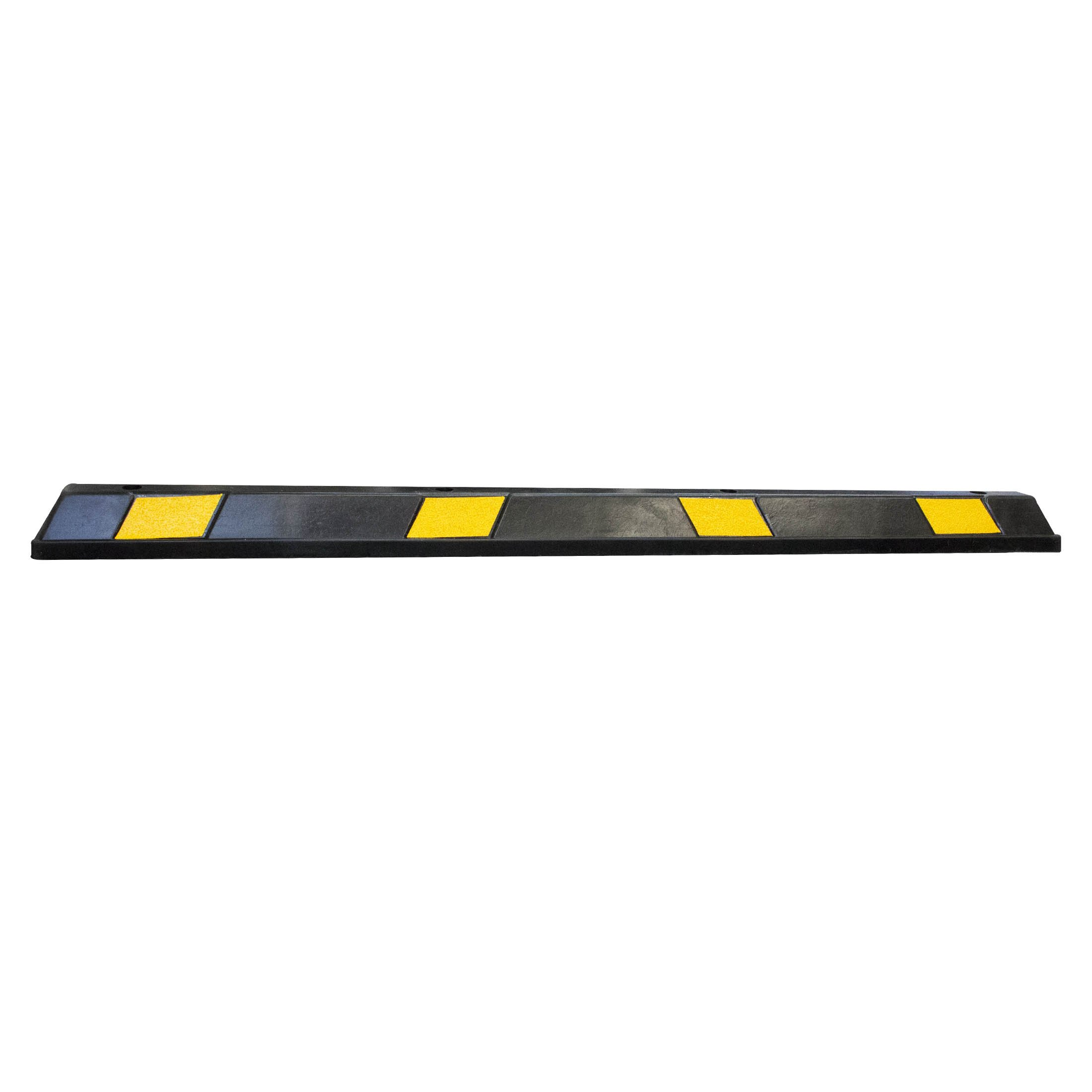 RK-BP72 Heavy Duty Rubber Parking Curb, Parking Block, 72 -Inch for Car, Truck, RV and Trailer Stop Aid by RK (Image #2)