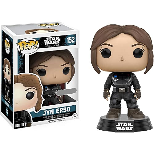 Funko Figurine Star Wars Rogue One - Jyn Erso Imperial Disguise