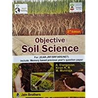 Objective Soil Science For: (ICAR-JRF/SRF/ARS/NET) Include: Memory based previous year's Question paper