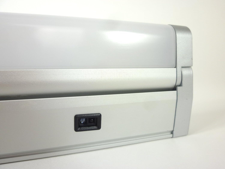 Schwenkbare LED Küchen-Unterbauleuchte 80cm 18Watt mit Sensor ...