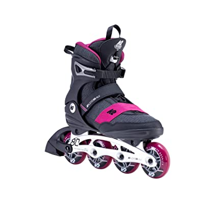 K2 Skate Alexis 80 Alu Inline Skate : Sports & Outdoors