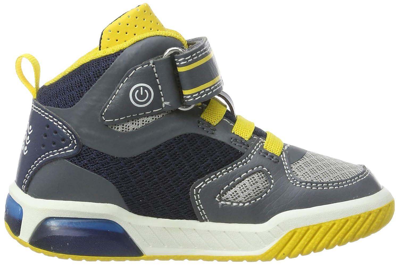 Zapatillas Altas para Ni/ños Geox J Inek Boy A