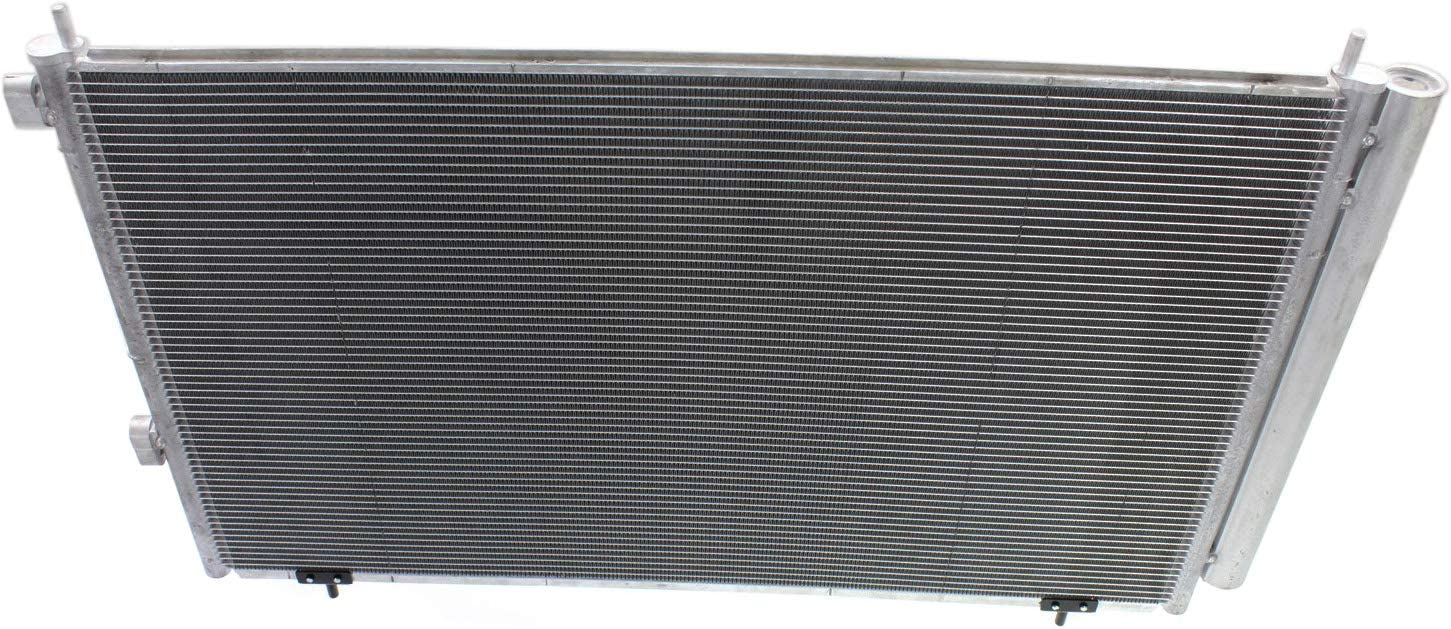 Aftermarket A//C Condenser Compatible with 2013-2018 Toyota RAV4 Aluminum Core