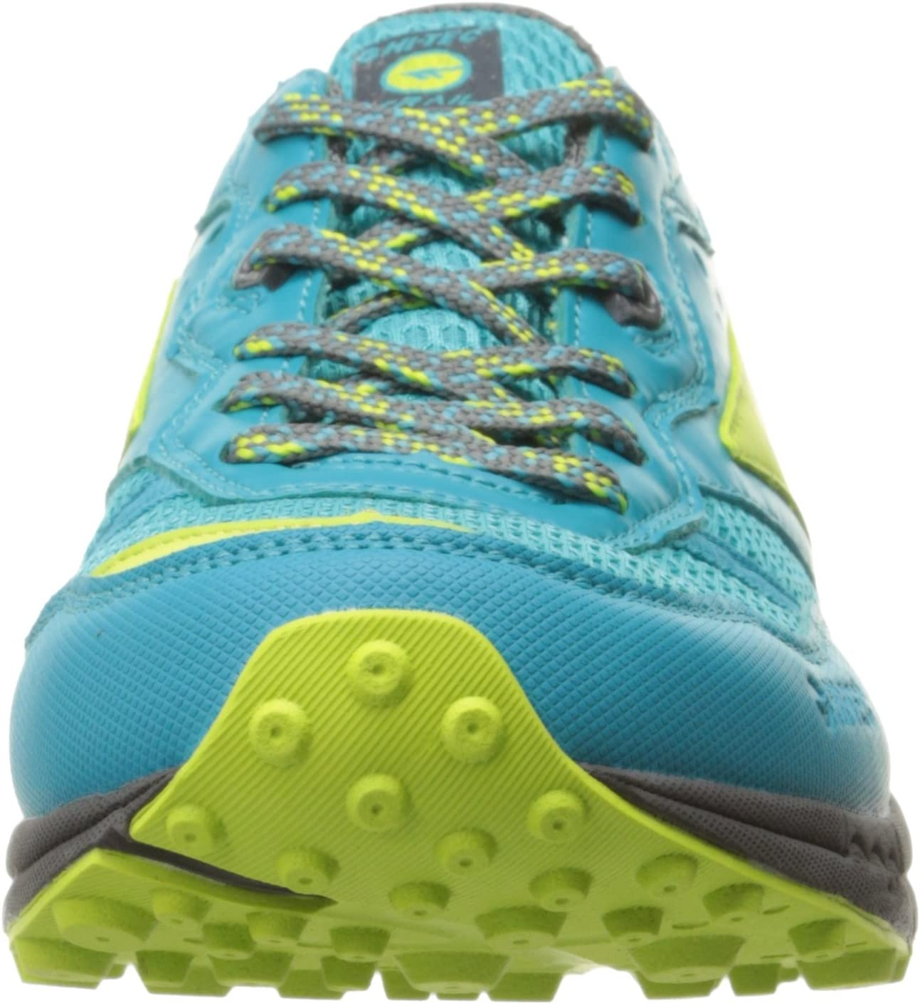 Hi-Tec Women's Badwater Trail Runner Tile Blue/Blue Curacao/Blarney