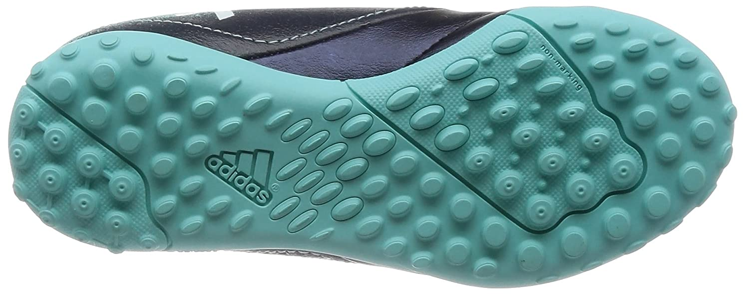 Amazon.com | adidas Futsal Shoes Turf Kids Football Outdoor ACE 17.4 Boys Boots Junior S77121 (US 4.5) | Soccer
