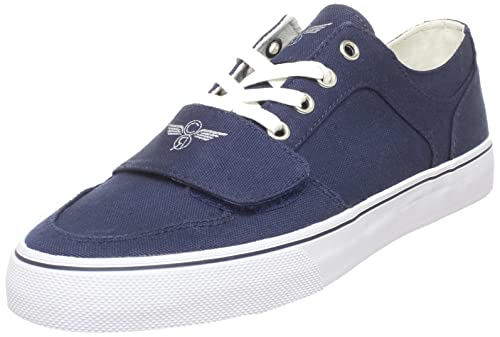 Sneakers blu navy per uomo Creative Recreation