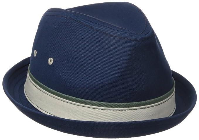 Goorin Bros. Hombres Sombrero de Fieltro - Azul -  Amazon.es  Ropa y  accesorios 22e9a08a302