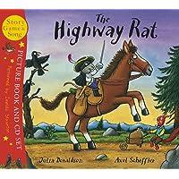 HIGHWAY RAT BOOK PB+CD