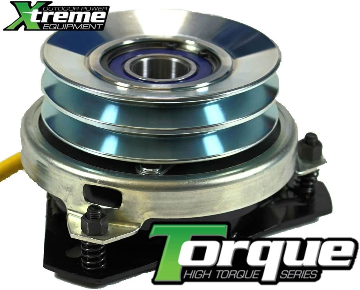 PTO Clutch Replacement For Warner 5217-77 with High Torque and Bearing Upgrade