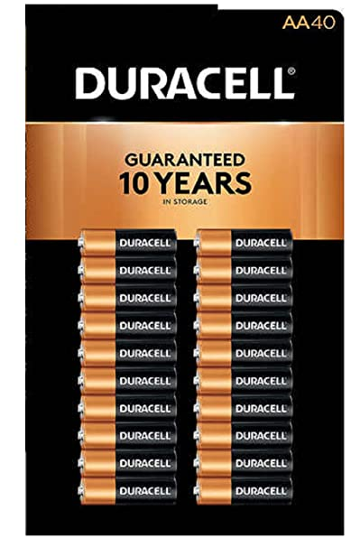 Review Duracell MN1500 Duralock Copper
