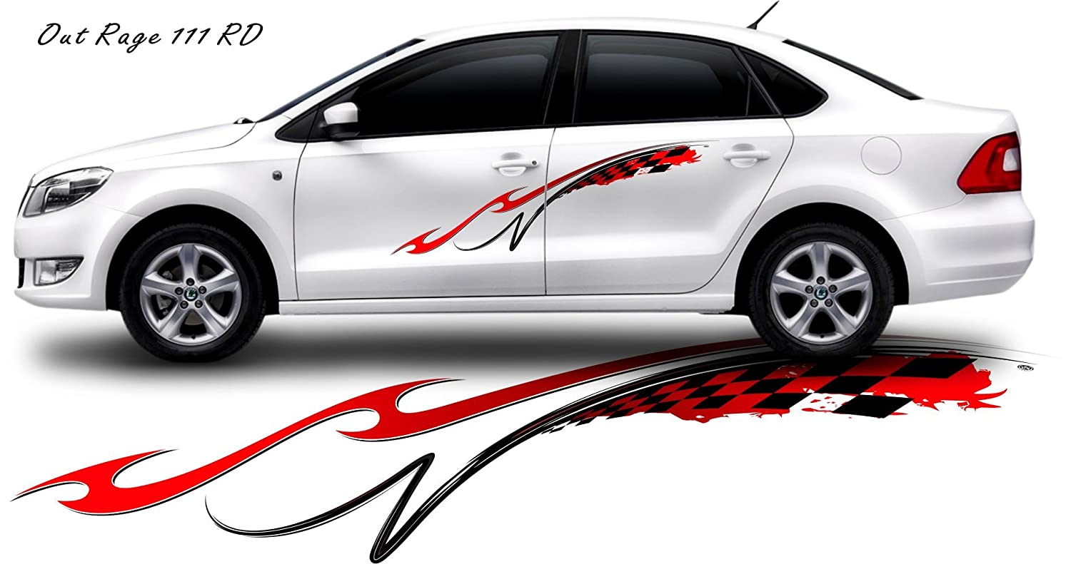 Car Graphics Sticker