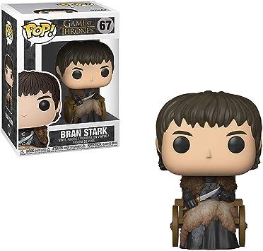 Pop! Game of Thrones - Figura de Vinilo BRAN Stark: Amazon.es: Juguetes y juegos