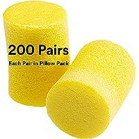 3M OCS1137 Classic Earplugs in Pillow Pak (Case of 200)