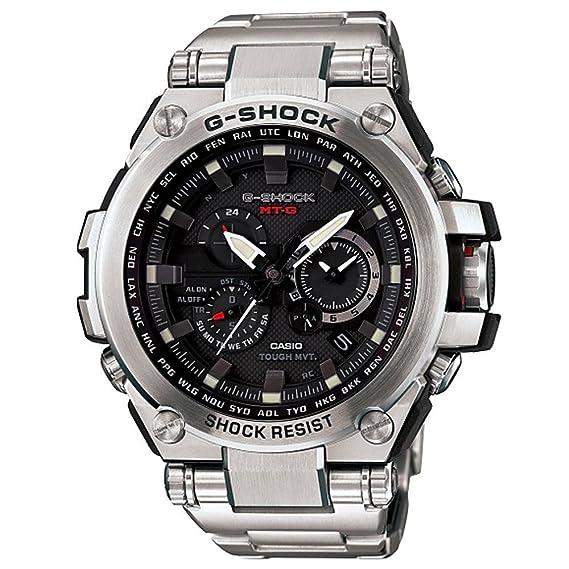 67da14737 Casio MT-G Metal Twisted G-Shock MTGS1000D-1A  Amazon.ca  Watches