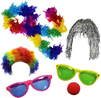 """Party Supplies 3-pack 11/"""" Jumbo Sunglasses Fun Photo Booth Props"""