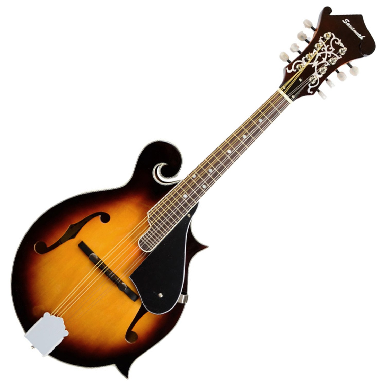 Savannah SF-100 F-Model Mandolin, Sunburst