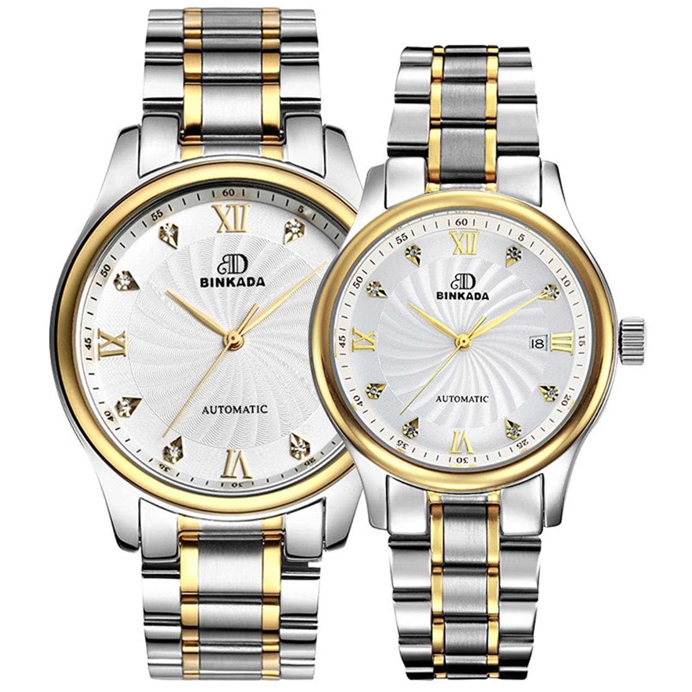 Mens Automatic Mechanical Watches / Coupleテーブル/防水watch-a B06XCTNCMD