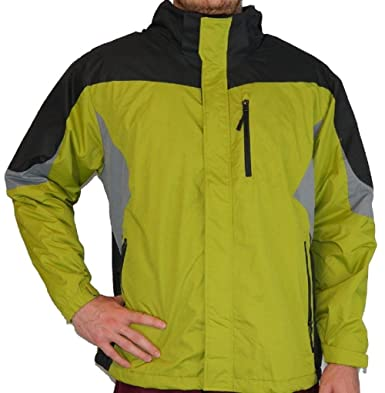 6aef6ede99b OutdoorLife Men s Mid-Weight Jacket Coat Made for Sears by NordicTrack  (Large