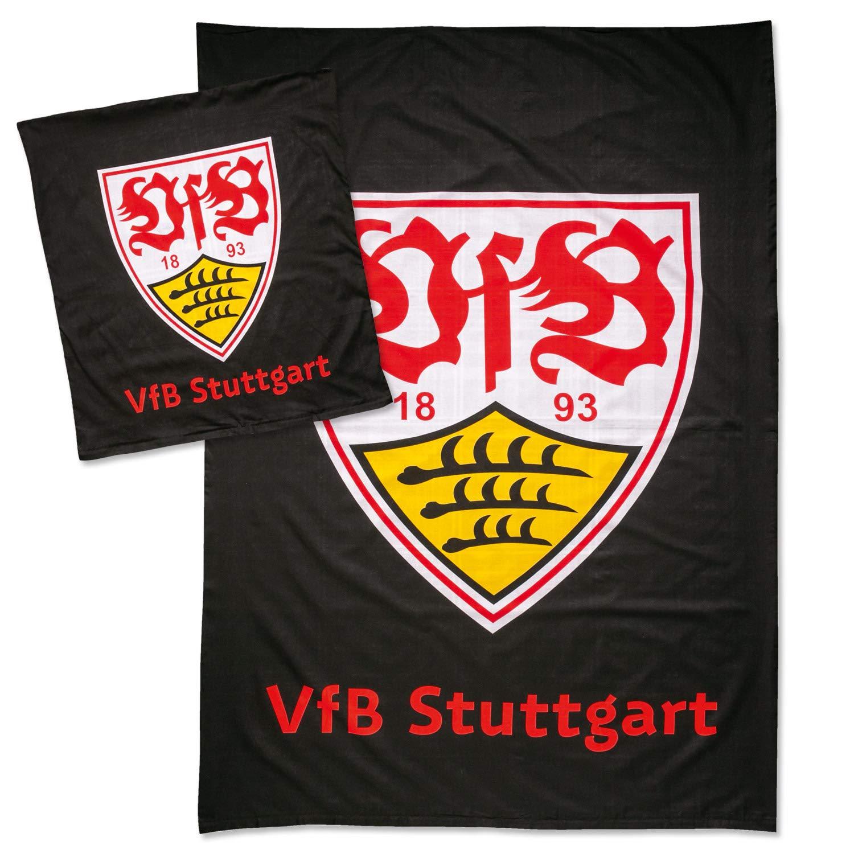 VfB Stuttgart Bettw/äsche Wappen