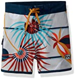 Billabong Big Boys' 73 Lt Lineup Boardshort, Sand, 30
