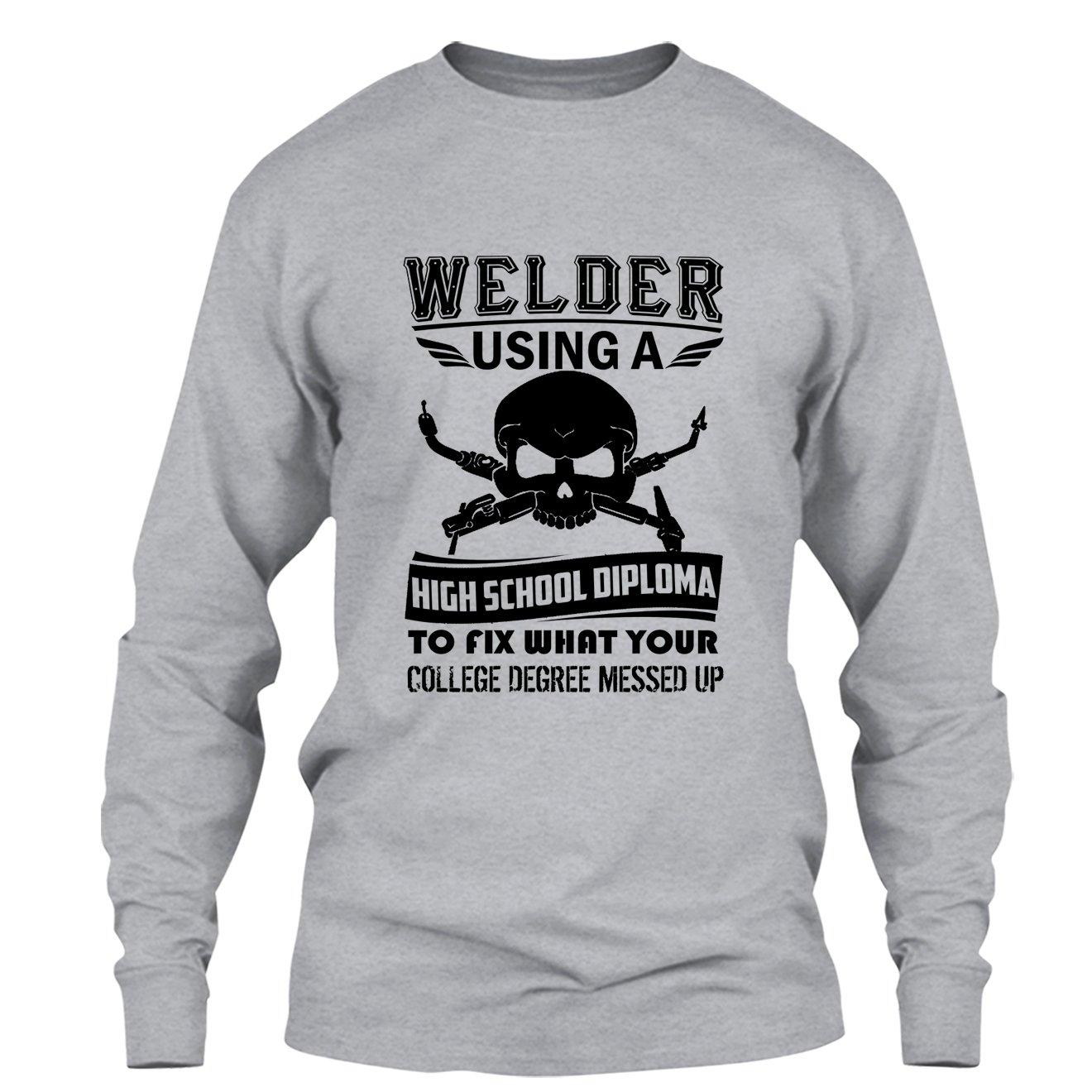 Amazon Elido Store Welder T Shirt Welders High School